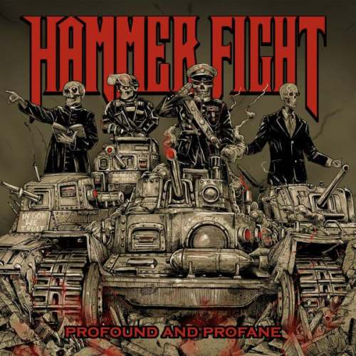 Hammer Fight - Profound and Profane (2016)