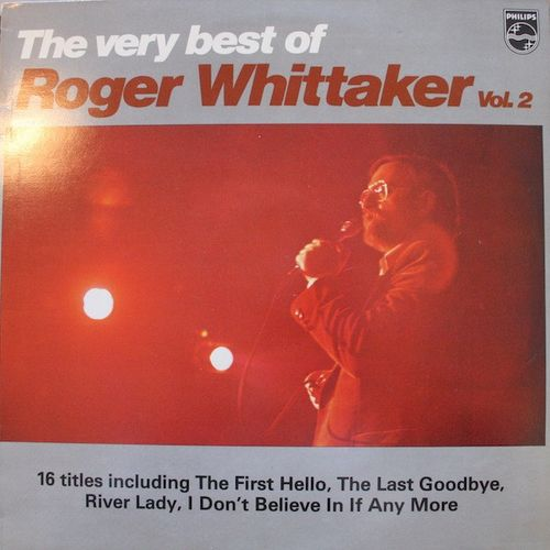 Roger Whittaker - The Very Best Of Roger Whittaker Vol. 2 (1976)