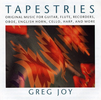Greg Joy - Tapestries (1991)