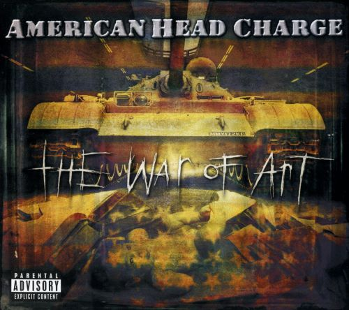 American Head Charge - The War Of Art (2001)