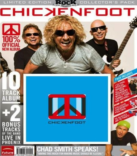 Chickenfoot - III (2011) [Limited Edition Collector's Pack]