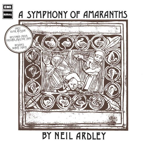 Neil Ardley - Symphony Of Amaranths (2013) [Remastered]