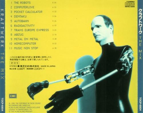 Kraftwerk - The Mix [Japanese Edition] (1991)