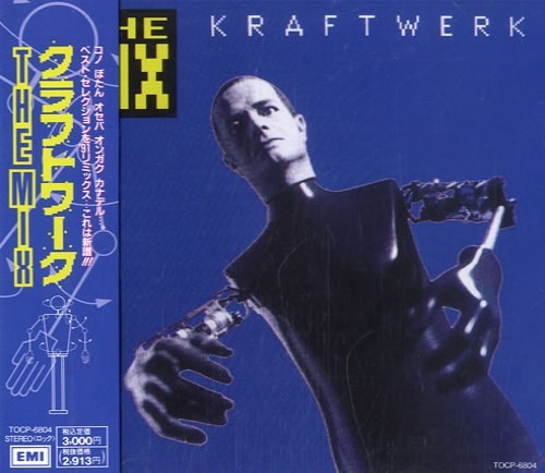 Kraftwerk - The Mix [Japanese Edition] (1991)