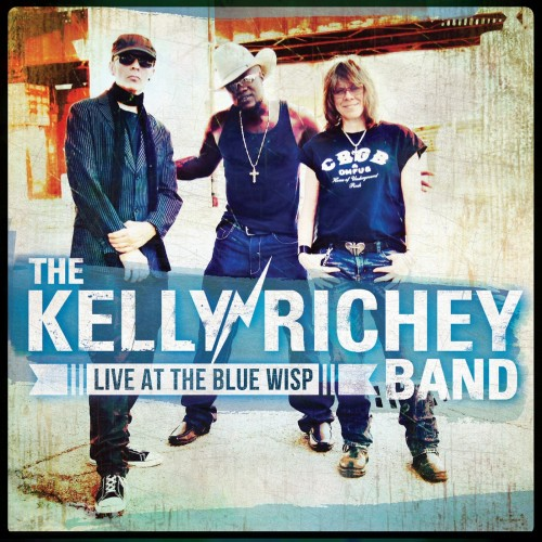 The Kelly Richey Band - Live At The Blue Wisp (2014)