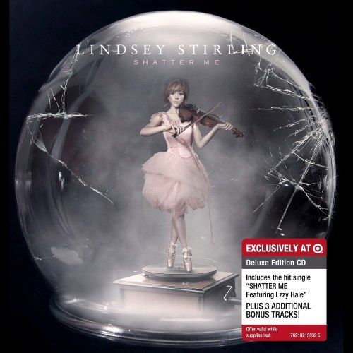 Lindsey Stirling - Shatter Me [Deluxe Edition] (2014)