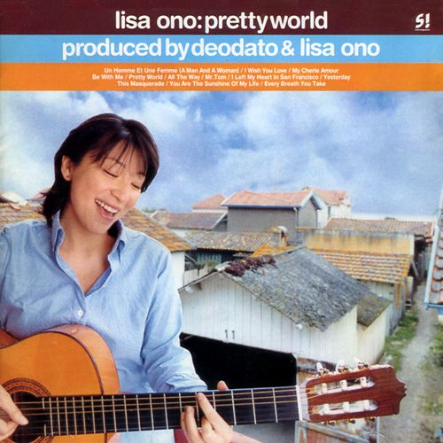 Lisa Ono - Pretty World (2001)