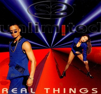 2 Unlimited - Real Things (1994)