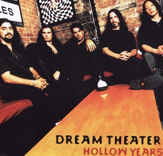 Dream Theater - Hollow Years [CDS] (1998) [Japanese Edition]