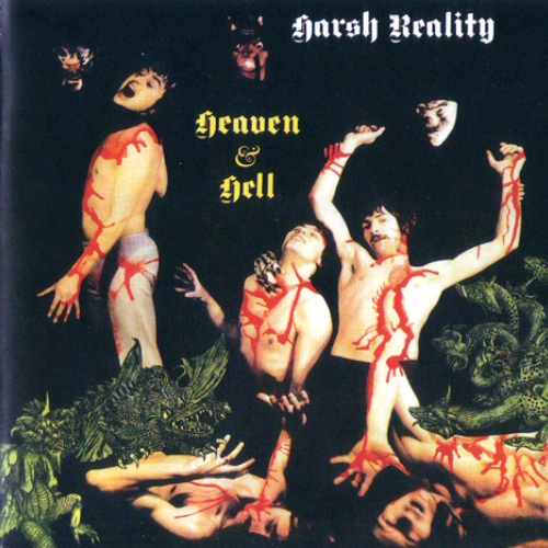 Harsh Reality - Heaven And Hell (1969) [Reissue 2011]