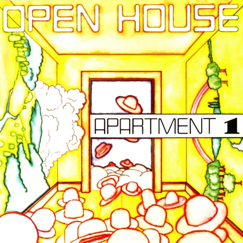 Apartment 1 - Open House (1970) [Reissue 2014]