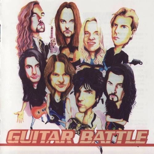 Various Artists - Guitar Battle (1997) [Japanese Edition]