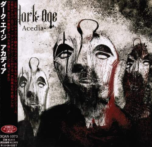 Dark Age - Acedia [Japanese Edition] (2009)
