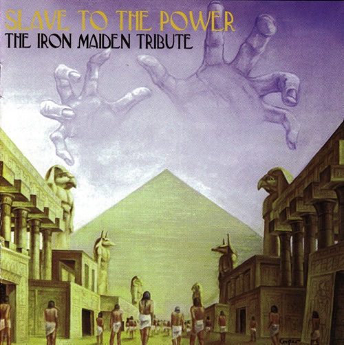 VA - Slave To The Power: The Iron Maiden Tribute (2000) [2CD]