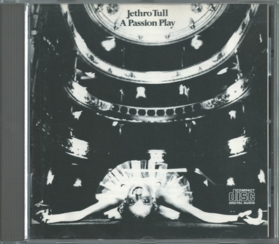 "Jethro Tull - ""A Passion Play"" - 1973 (non-remastered, UK, CDP 32 1040 2)"