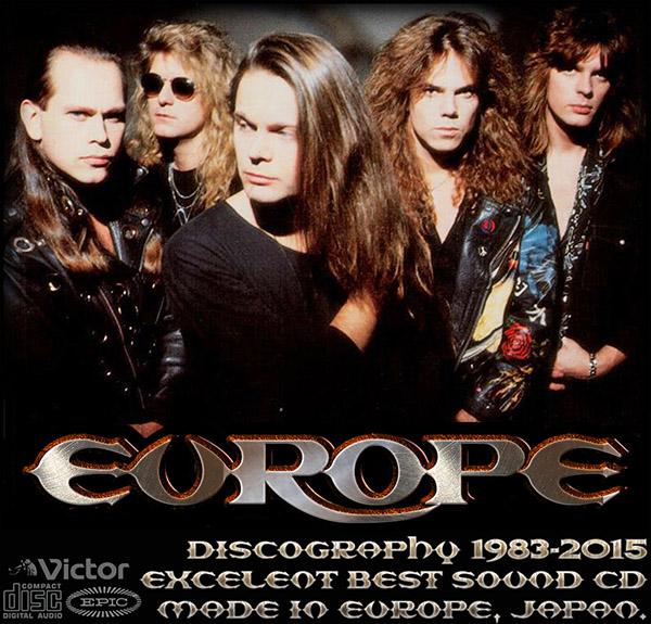 Европа Скачать Дискография Торрент - фото 2