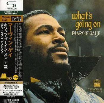 Marvin Gaye - What's Going On (Japan Deluxe Edition) (2009)