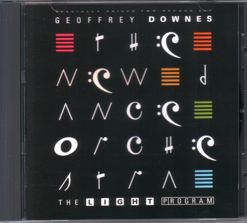 Geoffrey Downes & The New Dance Orchestra - The Light Program [Japanese Edition, SHM-CD] (1987)