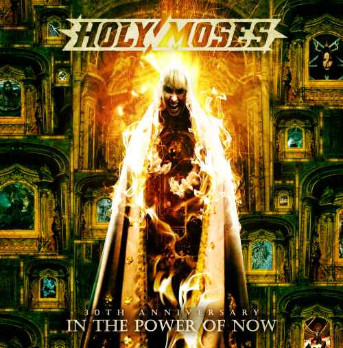 Holy Moses - 30th Anniversary: In The Power Of Now [2CD] (2012)
