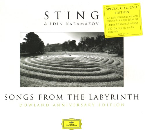 Sting - Songs From The Labyrinth [Dowland Anniversary Edition] (2006)