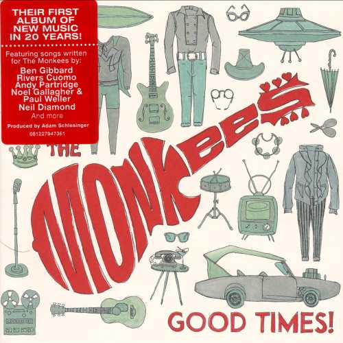 The Monkees - Good Times! (2016)