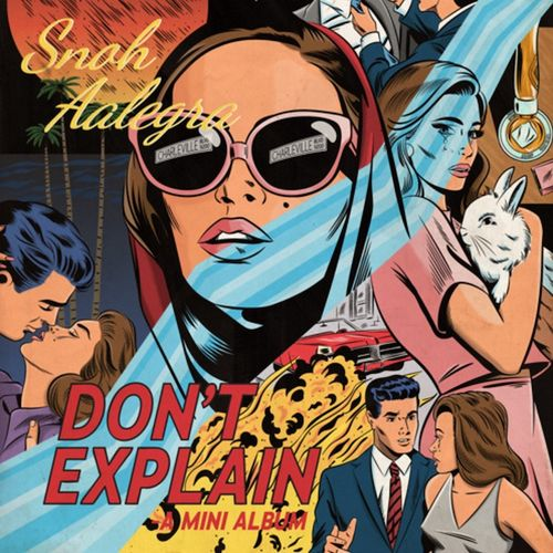 Snoh Aalegra - Don't Explain EP (2016)