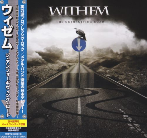 Withem - The Unforgiving Road [Japanese Edition] (2016)