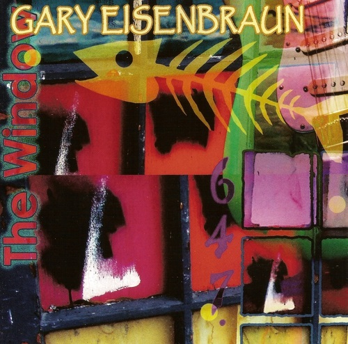 Gary Eisenbraun - The Window (2016)