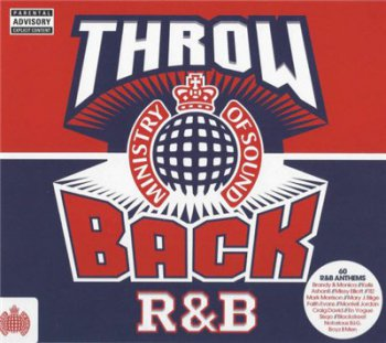 VA - Ministry of Sound: Throwback R&B Anthems (2015)