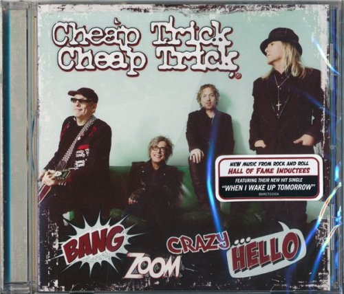 Cheap Trick - Bang, Zoom, Crazy...Hello (2016)