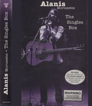 Alanis Morissette - The Singles Box (1996)