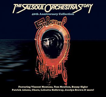 The Salsoul Orchestra - The Salsoul Orchestra Story: 40th Anniversary Collection [3CD Box Set] (2015)