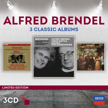 Alfred Brendel - 3 Classic Albums [3CD] (2014)