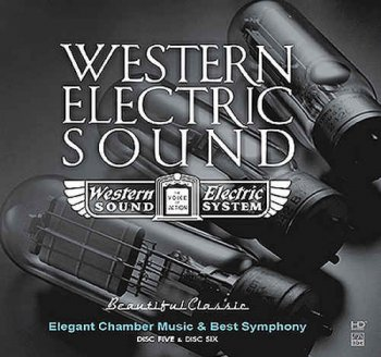 VA - Western Electric Sound - 100th Anniversary - Elegant Chamber Music & Best Symphony [2CD] (2010)