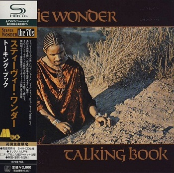 Stevie Wonder - Talking Book (Japan Edition) (2009)