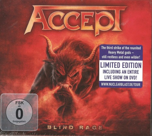 ACCEPT «Discography» (26 x CD • 1St Press • 1979-2017)