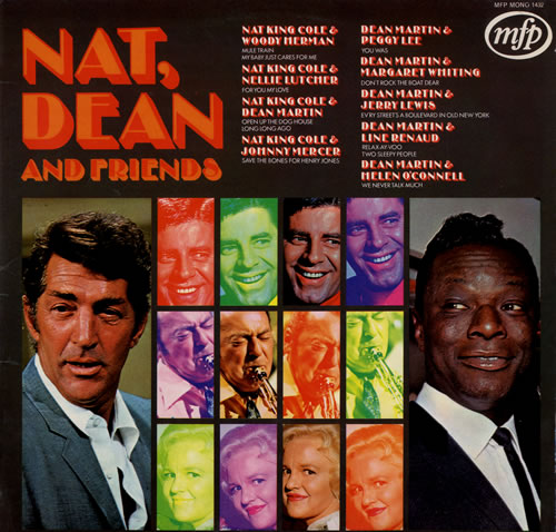 VA - Nat, Dean And Friends (1966)