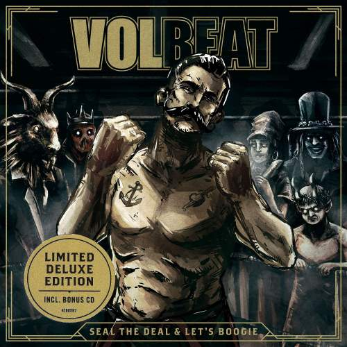 Volbeat - Seal The Deal & Let's Boogie [2CD] (2016)