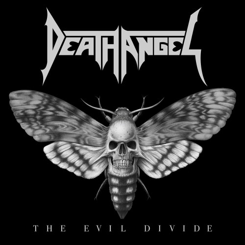 Death Angel - The Evil Divide [Limited Edition] (2016)