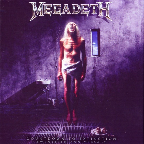 Megadeth - Countdown To Extinction (1992) [2CD, 20th Anniversary Edition]