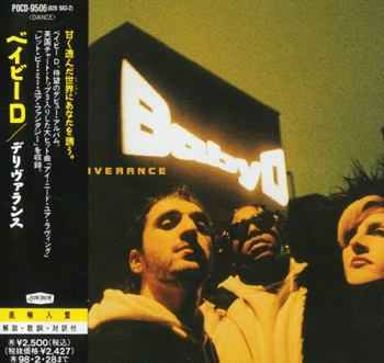 Baby D - Deliverance (Japan Edition) (1996)