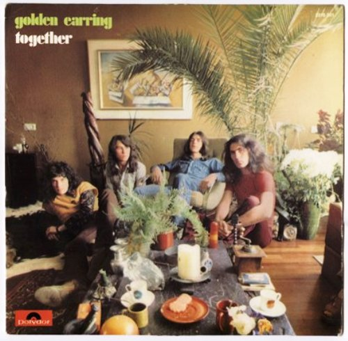 Golden Earring - Together (1972) [Vinyl Rip 24/192]