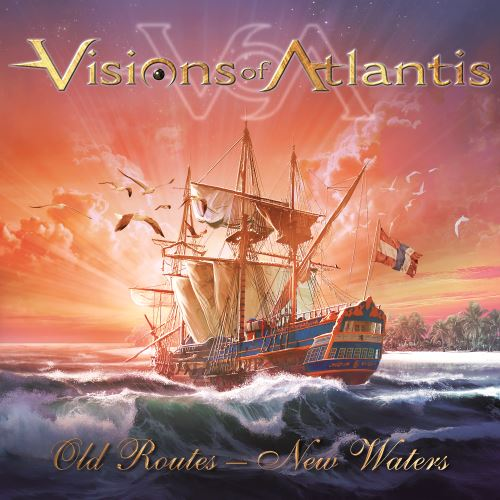Visions Of Atlantis - Old Routes - New Waters [EP] (2016)