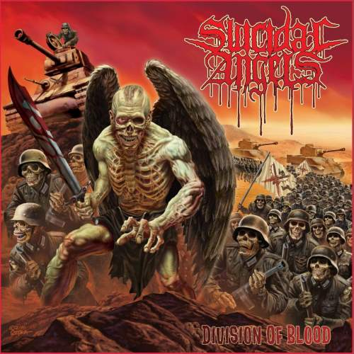 Suicidal Angels - Division Of Blood (2016)
