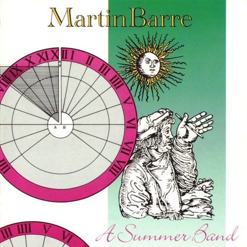 Martin Barre - A Summer Band (1993)