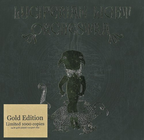 Luciferian Light Orchestra - Luciferian Light Orchestra [Limited Edition] (2015)