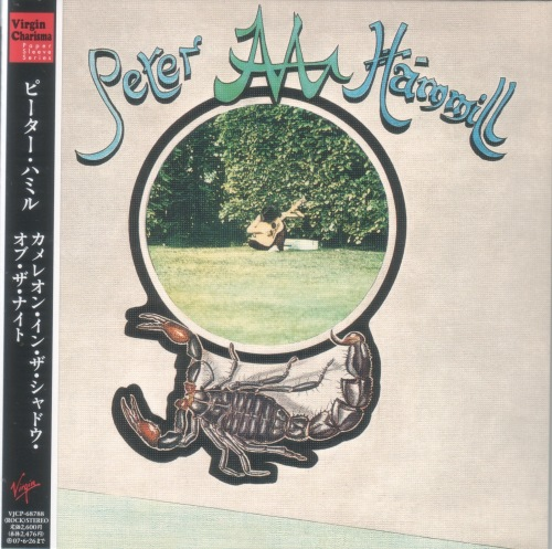 Peter Hammill - Chameleon in the Shadow of the Night [Japanese Edition] (1973)