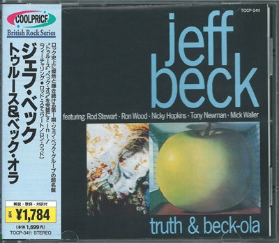 Jeff Beck - Truth & Beck-Ola - 1968 & 1969 (TOCP-3411)