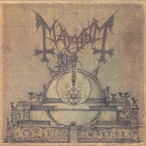 Mayhem - Esoteric Warfare (2014)