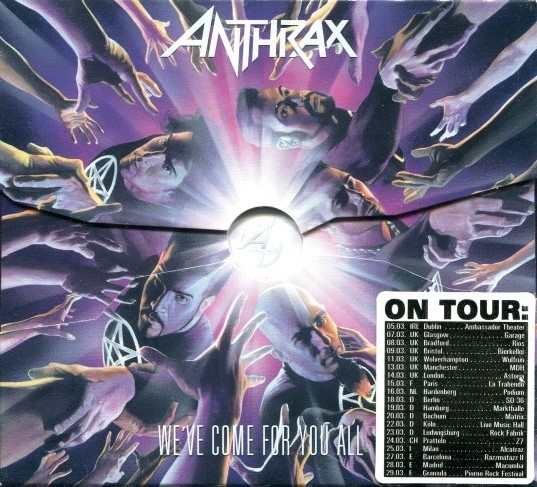 Anthrax - We've Come For You All (2003)